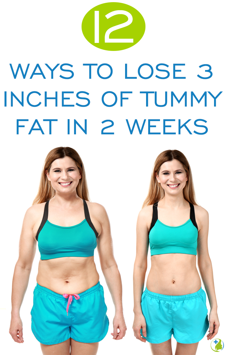 Think it's impossible to lose 3 inches off your tummy in 2 weeks? You need to read this article. No crazy fads or magical cures - simply read over these fitness expert and nutritionist secrets then add them to your routine for 14 days. Melt the pounds away! #loseweightquick #weightloss #bellyfatburner #fitness #healthyeating