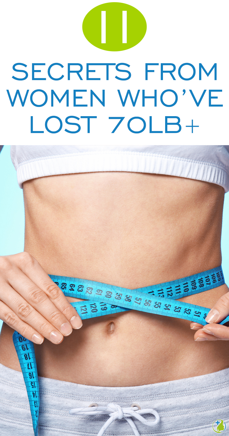 According to those who have lost large amounts of weight, here are eleven steps they followed to promote the steady and healthy shedding of pounds. #weightloss #fatloss #weightlosstips